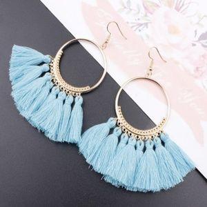 Jewelry - 💎💎 BOHO Multi Tassel Drop Earrings NEW! 💎💎